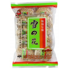 Bin Bin Spicy Snow Rice Cracker  賓賓雪花米菓